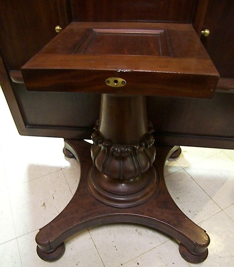 3650 126 Scottish mahogany William IV square tilt top  : 3650 126 Scottish mahogany William IV dining table from www.castlehouseantiques.com size 764 x 870 jpeg 85kB