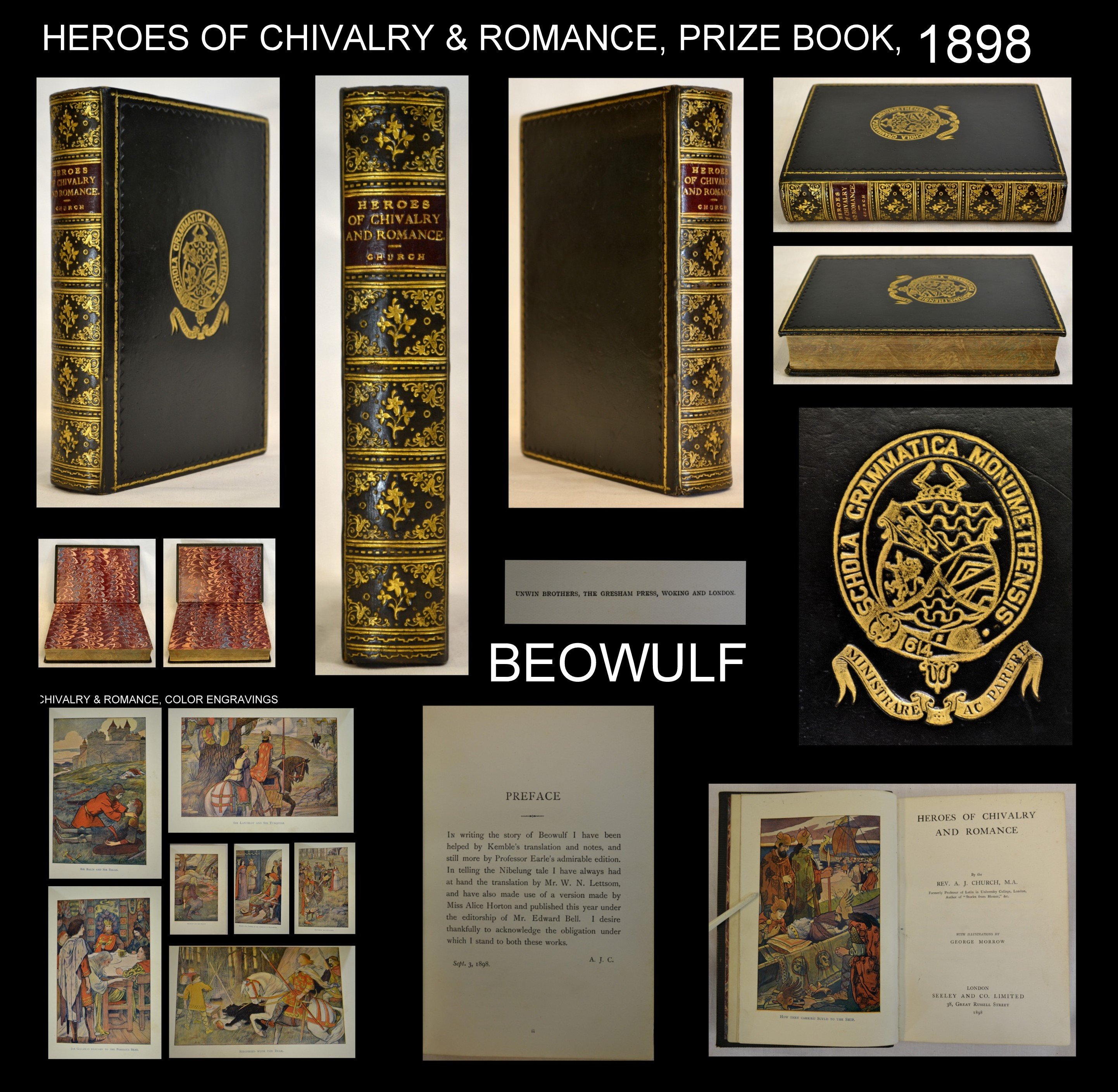 beowulf chivalry Chivalric code warriors appear to have had a code of ethics from the beginning beowulf refuses to fight grendel using weapons and apologizes for using weapons to fight the dragon however, the chivalric code is technically a formal code of behavior for medieval knights the chivalric code is the knight's code of honor that every.